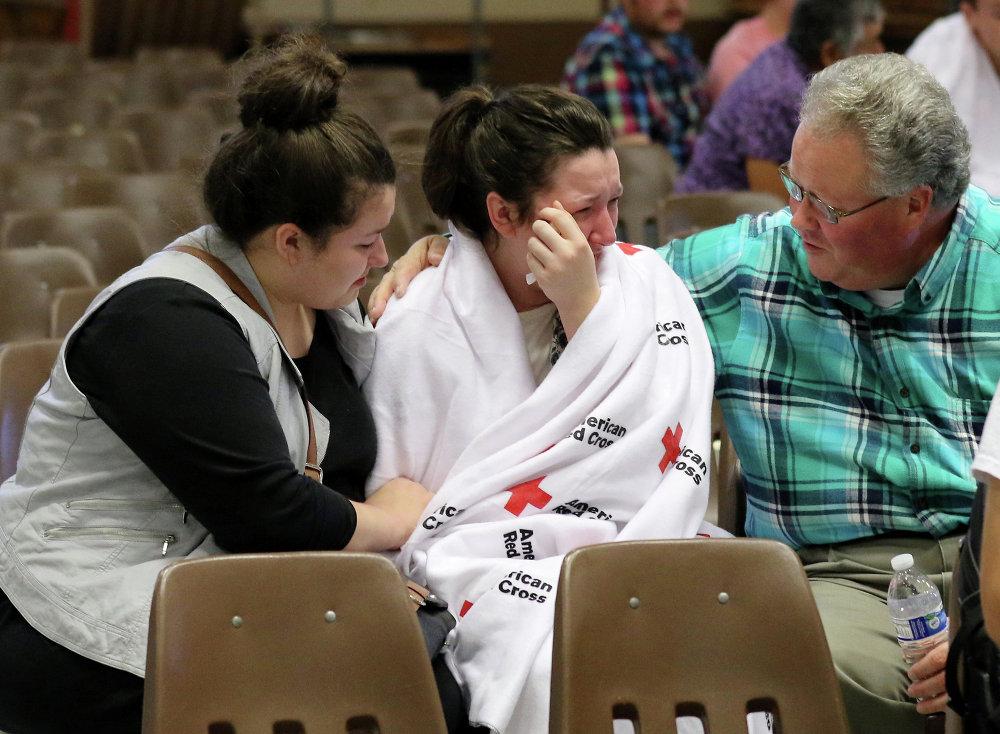 Fusillade meurtrière dans une université de l'Oregon