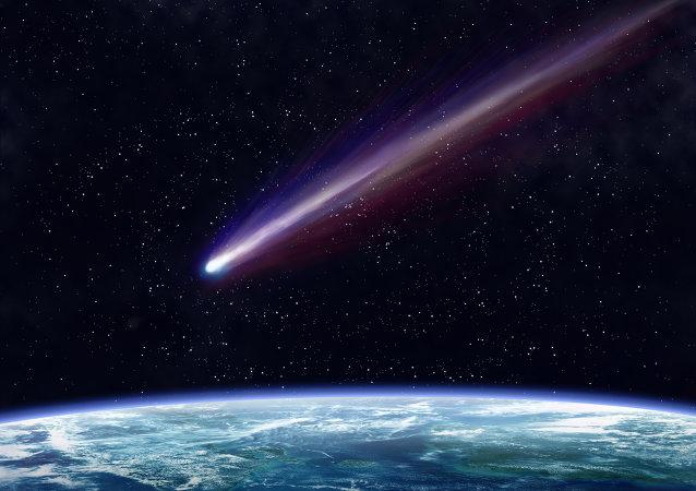 Un astéroïde géant passera à proximité de la Terre le 19 avril 2017