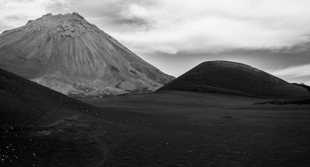 Le Pico do Fogo, Cap-Vert