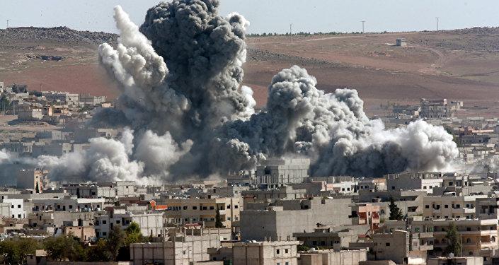 Kobani, Syrie
