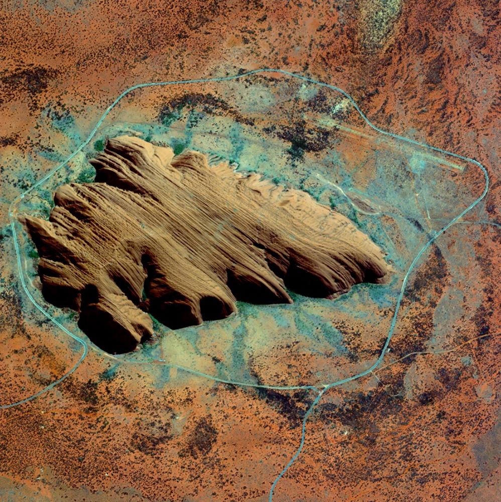 Ayers Rock en Australie