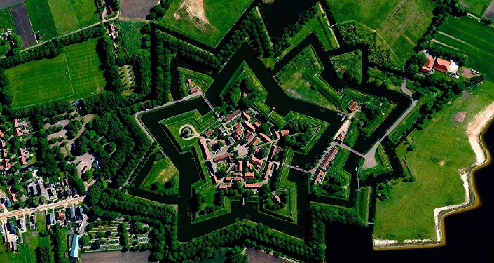 Bourtange, un village fortifié néerlandais