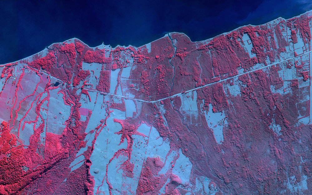 Le volcan Calbuco en éruption au Chili