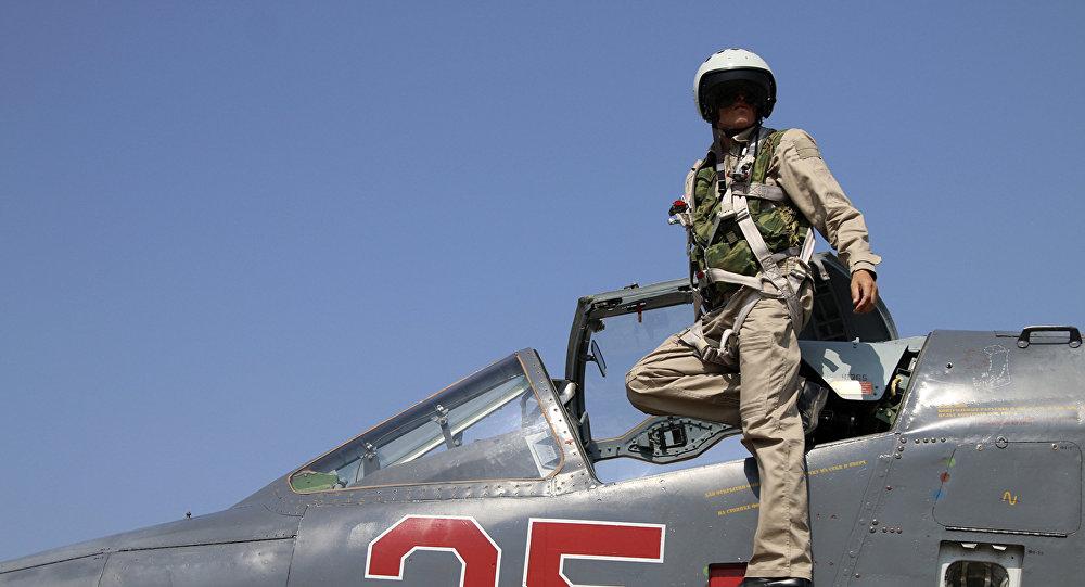 Pilotes russes en Syrie
