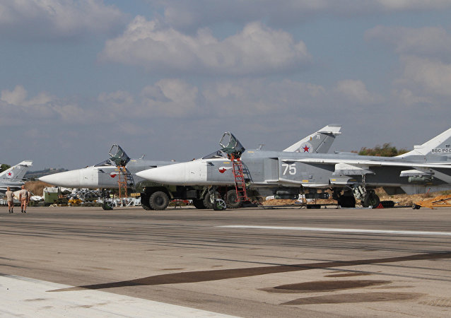 avions russes, Syrie