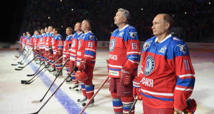 Se frotter à Poutine sur la glace? Un combat perdu d'avance!