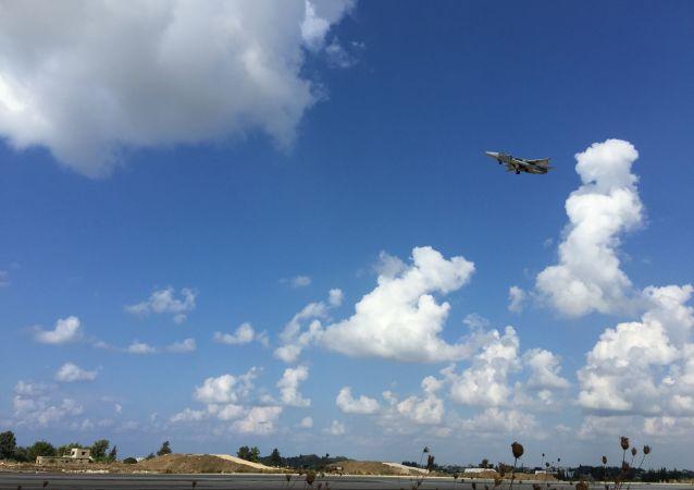 la base aérienne de Hmeimim