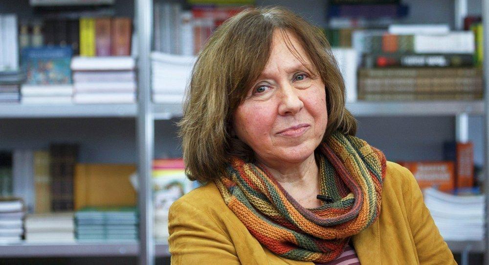 Svetlana Aleksiévitch