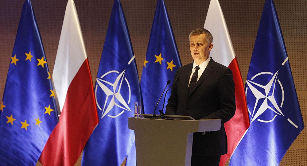 Vice-premier ministre et ministre polonais de la Défense Tomasz Siemoniak
