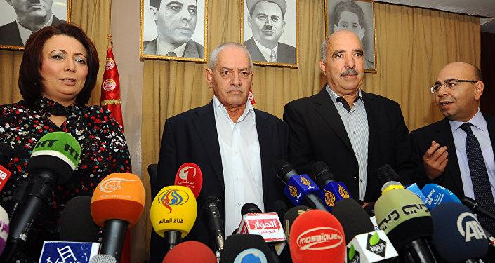 Quartet du dialogue national tunisien