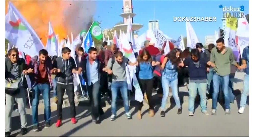 Double attentat à Ankara