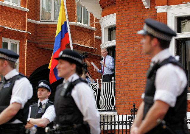 Ambassade d'Équateur à Londres