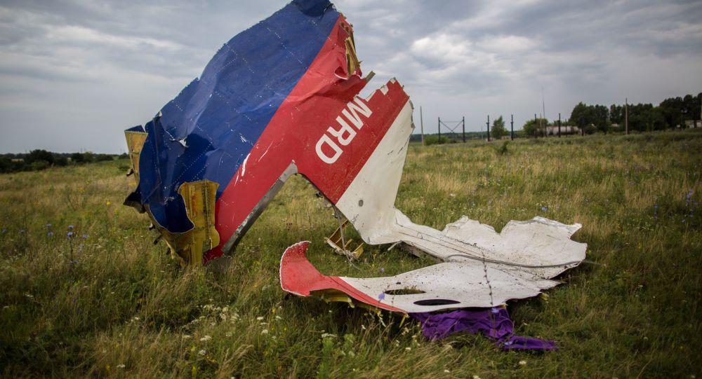 Débris du Boeing-777, vol MH17