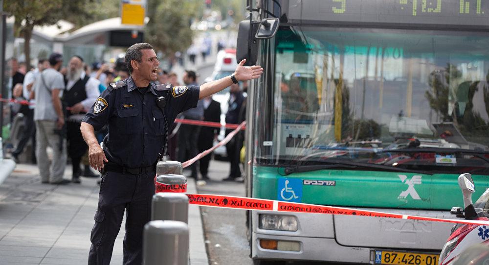 Deux personnes ont été tuées et près de 20 autres blessées,Jérusalem