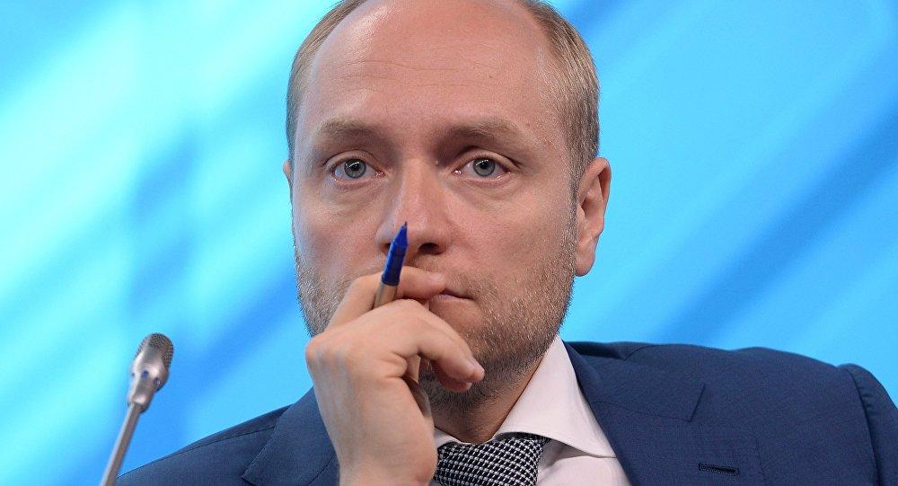 Alexandre Galouchka, ministre russe du Développement de l'Extrême-Orient