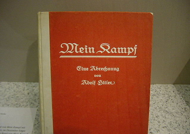 Mein Kampf (Mon Combat)