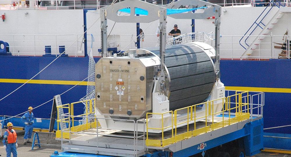 MOX carburant, un mélange de plutonium et d'uranium,Japon