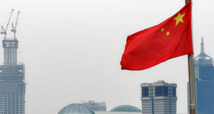 Le drapeaux chinois