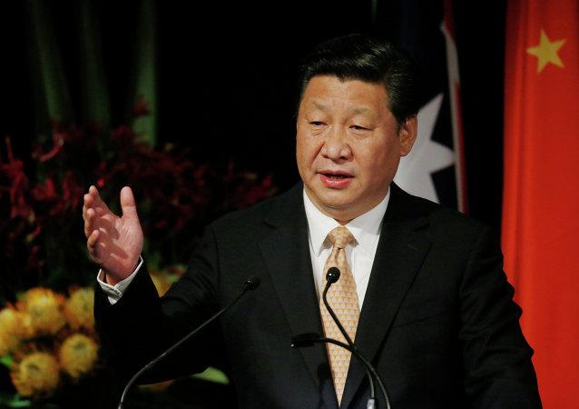 Président chinois Xi Jinping