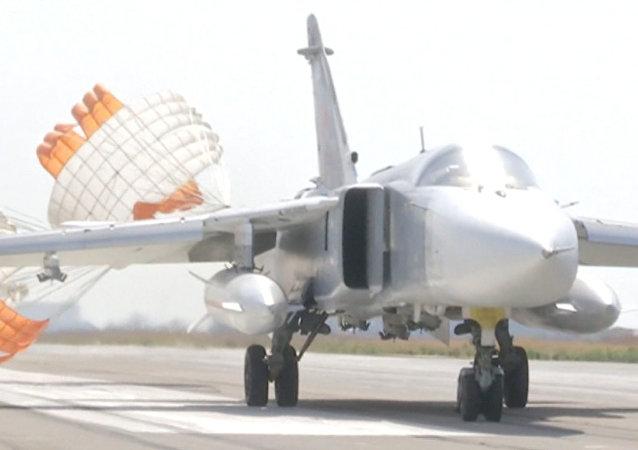 Syrie: des avions russes continuent de cibler les positions de l'EI