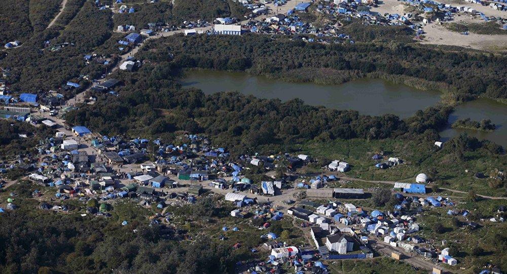 Calais, la Nouvelle Jungle