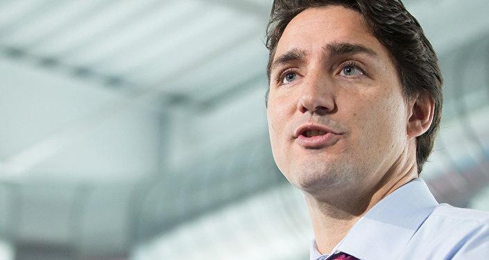 Le premier ministre désigné du Canada, Justin Trudeau
