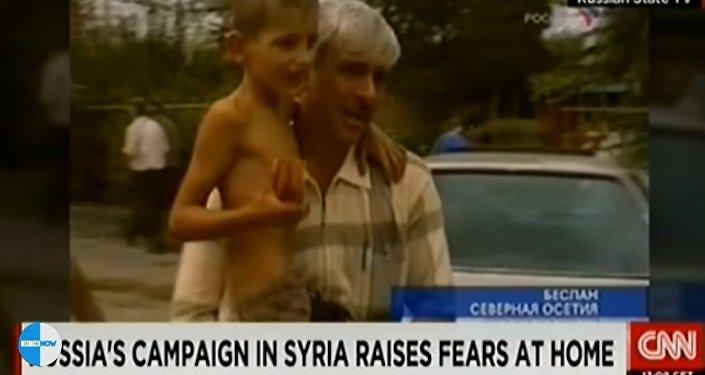 Pour CNN, un terroriste qui tue un Russe est un rebelle