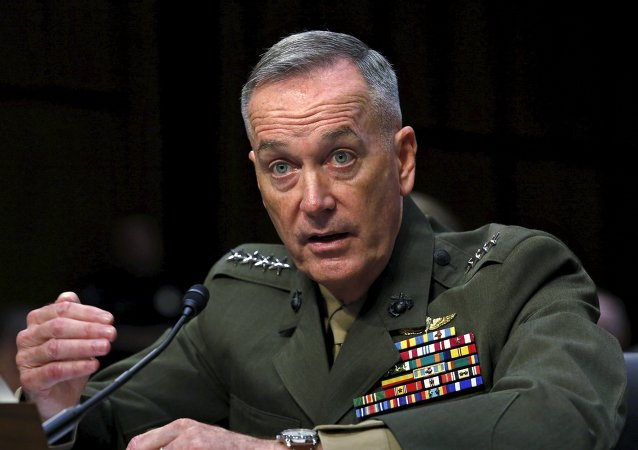 Joseph Dunford; chef d'état-major interarmées US