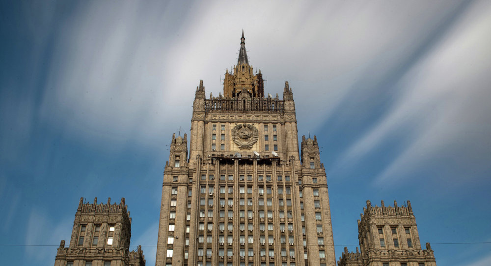 Ministère des Affaires étrangères russe