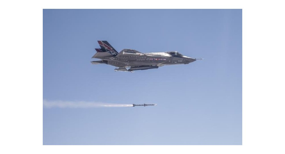 Chasseur furtif américain F-35