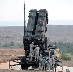 Système de missiles US Patriot