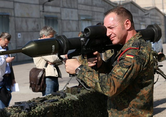 Les armes allemandes modifient l'équilibre stratégique
