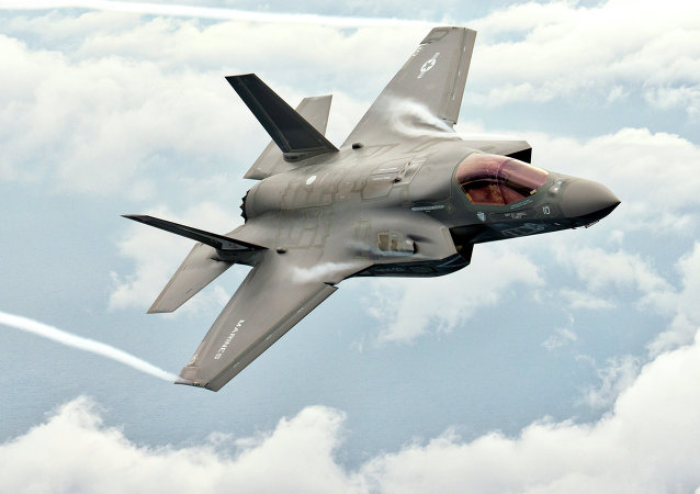 Chasseur furtif F-35B (archives)