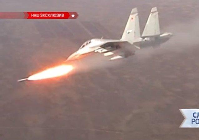 Premiers essais des tout nouveaux chasseurs embarqués MiG-29K