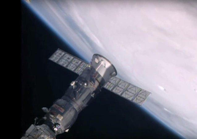 L'ouragan Patricia vu de l'ISS