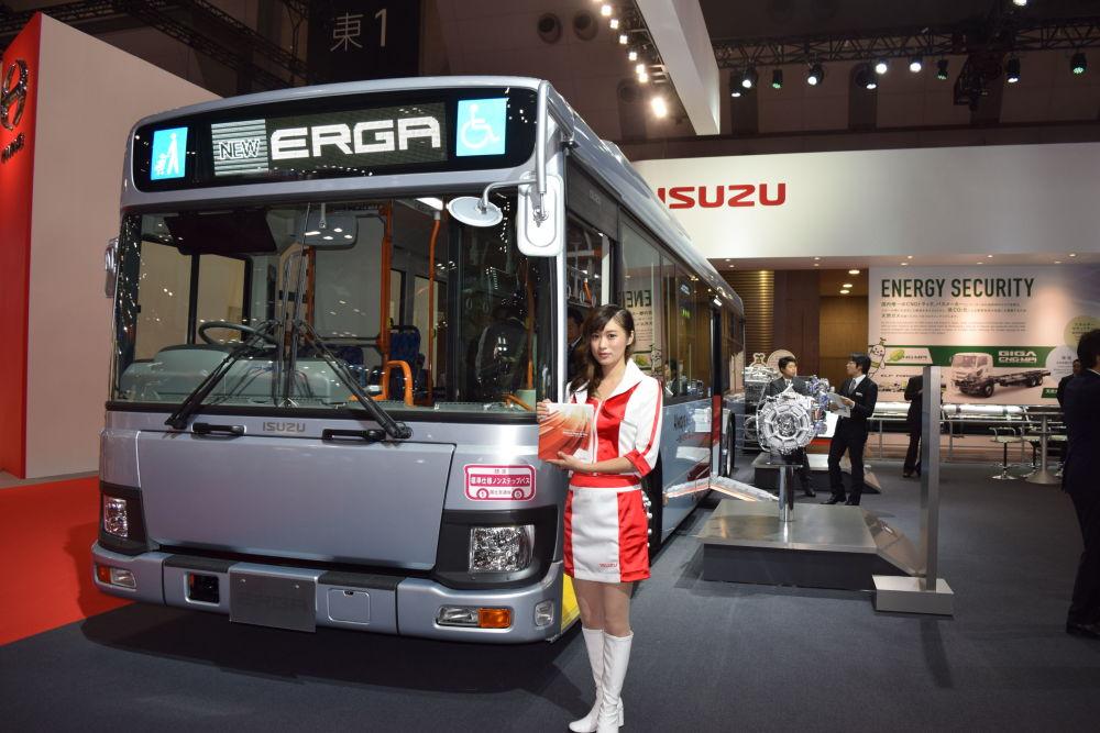 Les voitures du futur dévoilées au salon de Tokyo