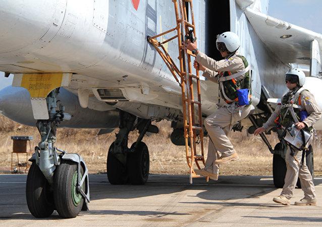 Base aérienne russe de Hmeimim, en Syrie