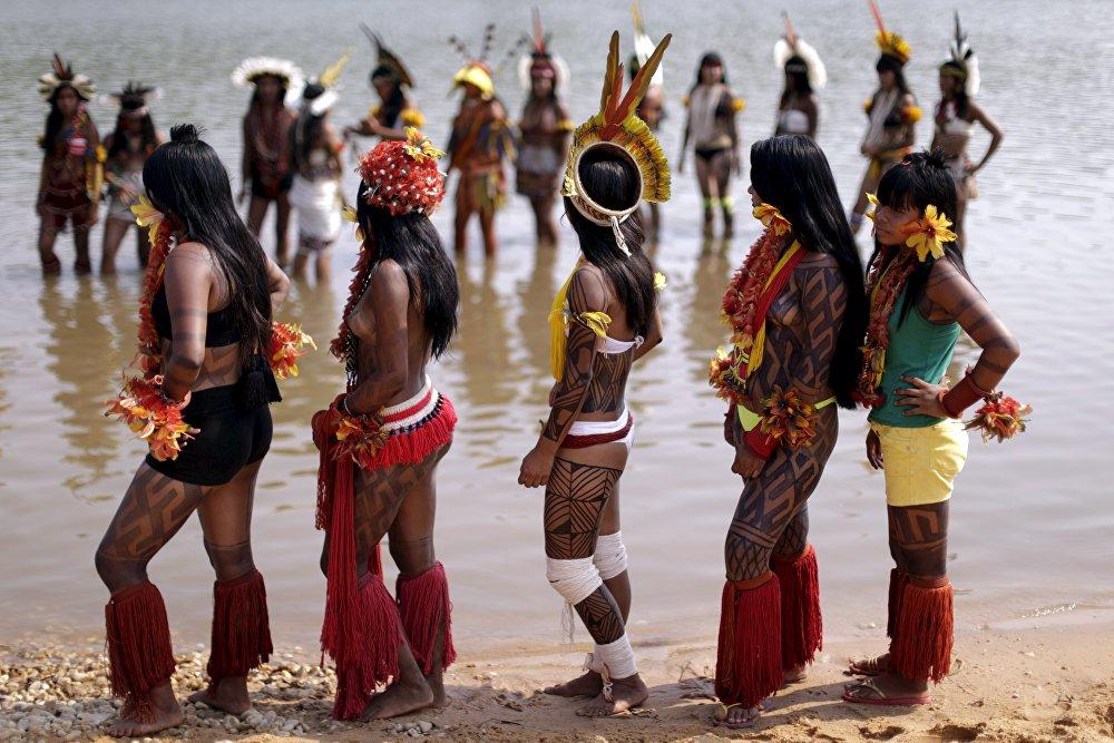 Les magnifiques aborigènes aux Jeux mondiaux des peuples autochtones ...