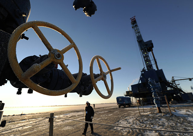 Production de gaz naturel sur la péninsule de Yamal