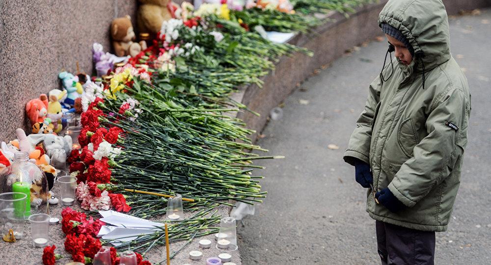 Jour de deuil national en Russie