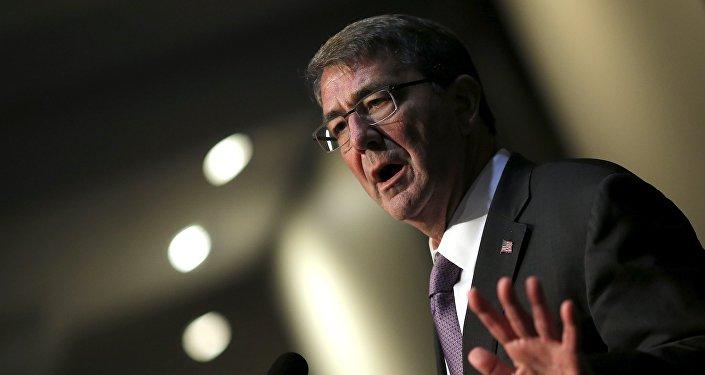 Secrétaire américain à la Défense Ashton Carter