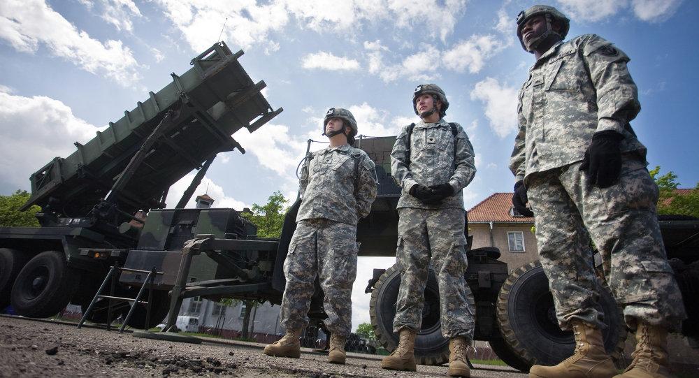 armée des États-Unis