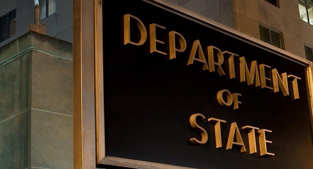 Le département d'Etat des États-Unis