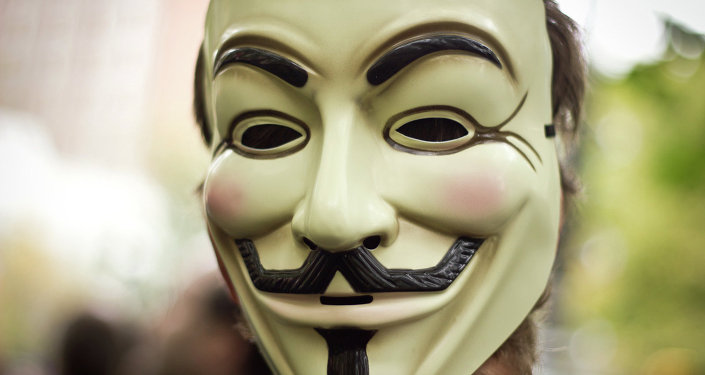 Masque d'Anonymous
