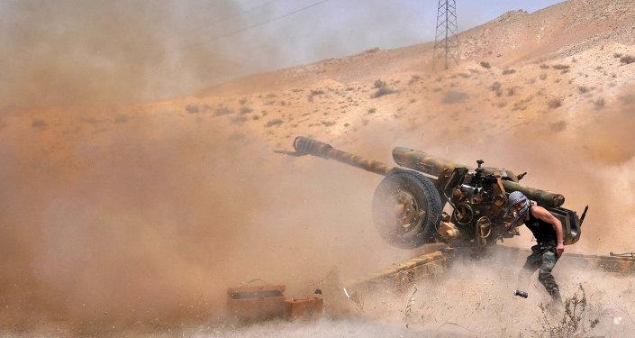 Un siège de Daech démantelé en Syrie