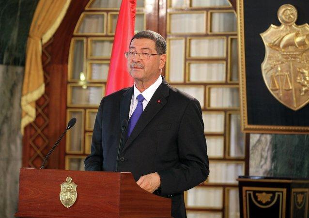 Premier ministre tunisien Habib Essid