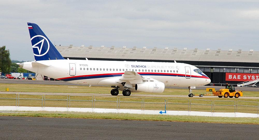 Sukhoï SuperJet-100