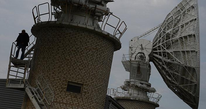 Un centre russe de communication par satellite (archives)