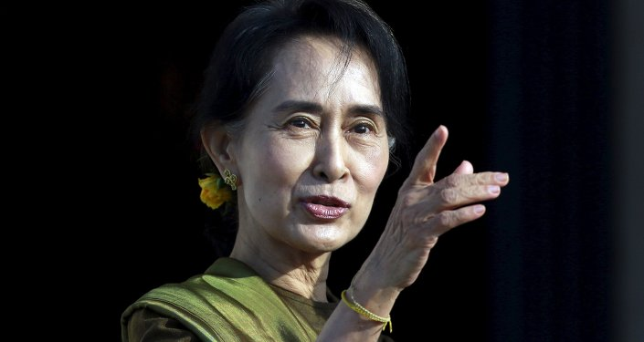 Aung San Suu Kyi (archives)