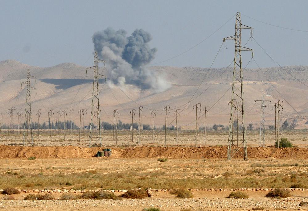 En Syrie, l'armée gagne du terrain sur les djihadistes